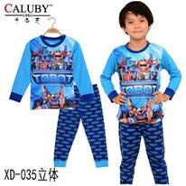 TOBOT Pyjamas Long Sleeve