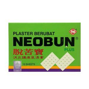 PLASTER BERUBAT NEOBUN PLUS