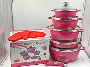 DESSINI 12PCS  -  ROSE PINK