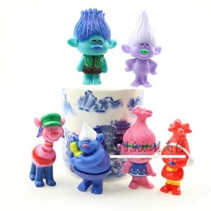 Trolls Figurine (6 pieces)