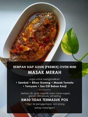 Masak Merah/ Sambal / Bihun Goreng/ Masak Tomato / Sos Cili