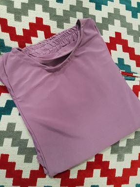 Kids Kurung Arrini (Dusty Purple), size S only