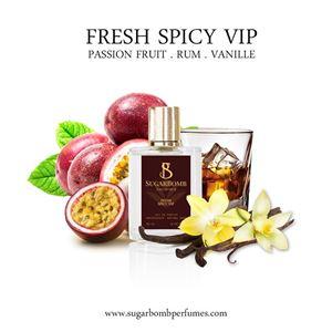 FRESH SPICY VIP - 30 ML