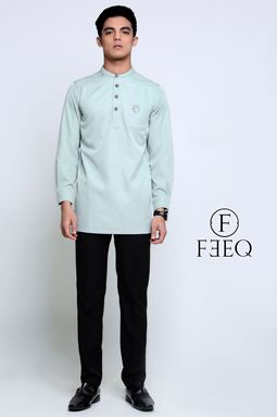 KURTA FEEQ (MINT GREEN)