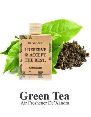 Air Freshener De'Xandra Green Tea 10ml