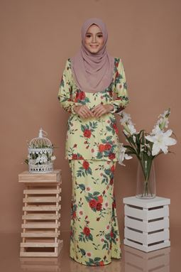 Diva Mini Kurung (DV208) - Nursing + Maternity