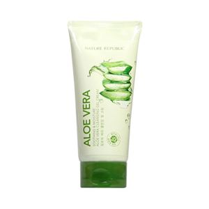 NATURE REPUBLIC Soothing And Moisture Aloe Vera Cleansing Gel Cream 150ml
