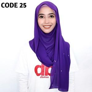Shawl Pantas Dbatoo Code 25