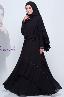 JUBAH JANNAH - BLACK