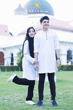KURTA MA Unisex ( WHITE ) BATCH 02