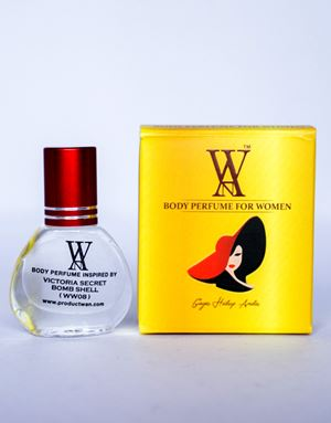 WAN BODY PERFUME- (WW08) VICTORIA SECRET BOMB SHELL