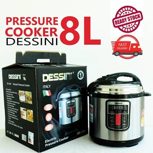 DESSINI ELECTRIC PRESSURE COOKER ( 8L )
