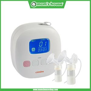 CIMILRE F1 DOUBLE BREASTPUMP(RECHARGEABLE)