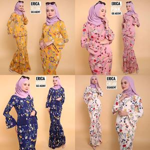 ERICA POCKET KURUNG