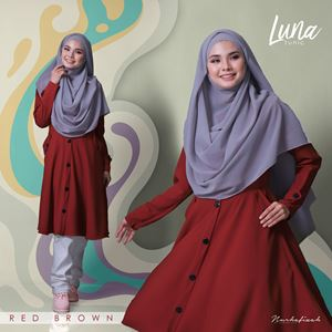LUNA ( Red Brown)
