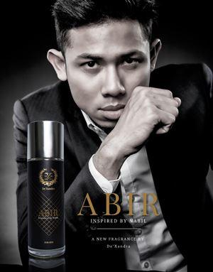 ABIR INSPIRED BY NABIL 35ML -M