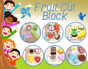 FRUIT CUT BLOCK