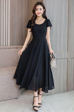Chiffon Fairy Maxi Dress