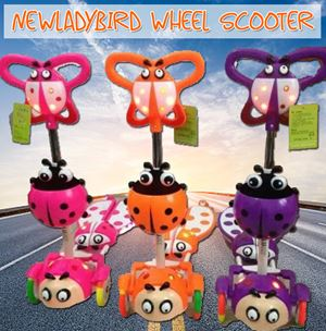 NewLadybird Wheel Scooter