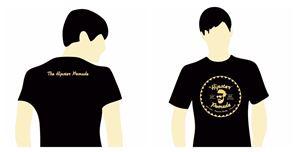 Hipster Pomade T-Shirt