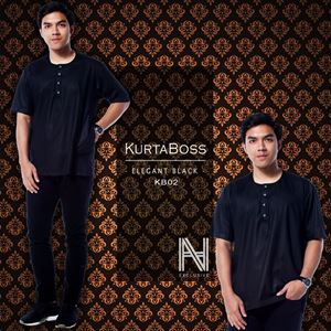 Kurtaboss by HANA (Black)