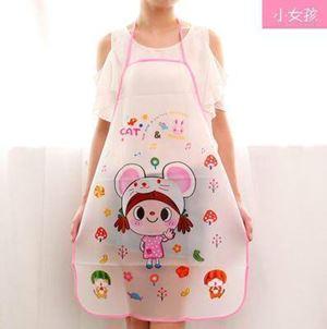 @  Korean Style Cute Cartoon Princess Aprons ( CAT GIRL )