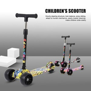 Bendable Scooter For Kids