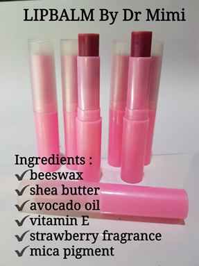 LIP BALM for Kids