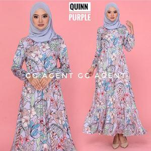 QUINN LONG DRESS