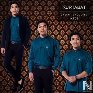 Kurtabat by HANA (Emerald Green)