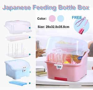 Japanese Feeding Bottle Box