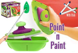 Point 'N Paint With Rod/Holder