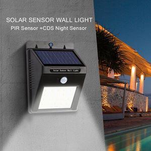 SOLAR LAMP 20 LED