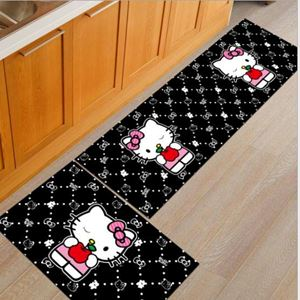 PREORDER KITCHEN MATS ( HELLO KITTY ) ETA EARLY-MID FEB