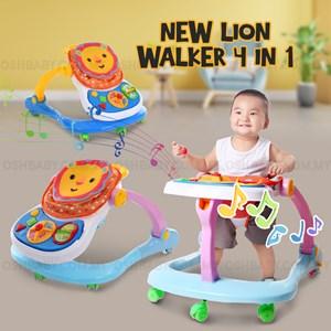 NEW LION WALKER 4 IN 1 ETA 20/5/2021