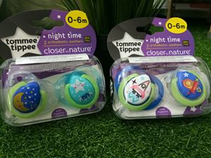 Tommee tippee night time 0-6m