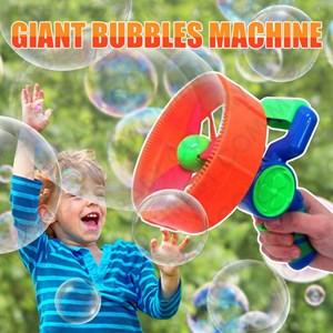 GIANT BUBBLE MACHINE