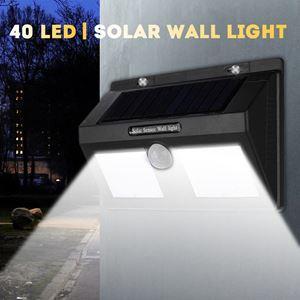 SOLAR LAMP 40 LED - 1626B