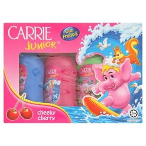 CARRIE JUNIOR MINI GIFT PACK with fruito-E