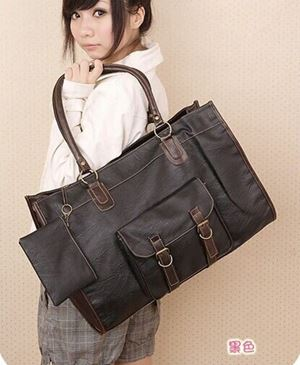 LARGE CAPACITY LADIES BAG