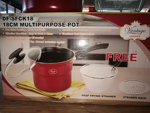 Vantage 18cm Multipurpose Pot (DF-SFCK18)
