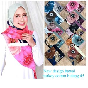 BAWAL TURKEY COTTON BIG HIBISCUS (LELONG)