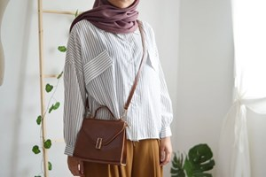 MABEL STRIPE TOP
