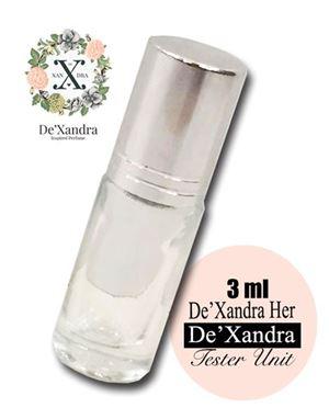 TESTER DE'XANDRA 3ML