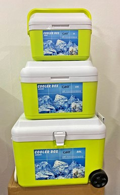 COOLER BOX GINT - APPLE GREEN