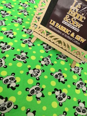 PANDA GREEN (BY PANEL)