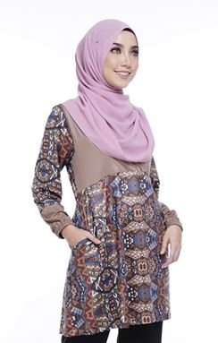 Ella Misaki (QM111)  Blouse - size S, M and L sold out, others available