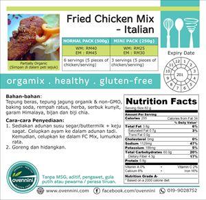 Fried Chicken Mix (Italian)