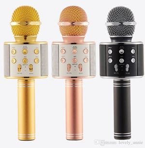 WIRELESS MICROPHONE WS-858