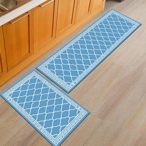 PREORDER KITCHEN MATS ( LIGHT BLUE )